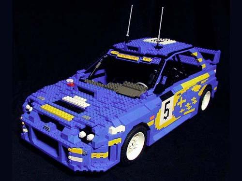 Subaru Imprexa Wrc2001